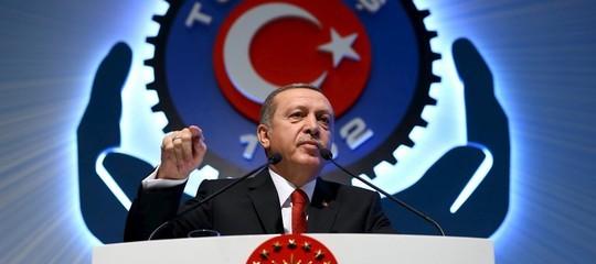 finti link twitter turchia