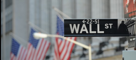 Wall Street: apre piatta, Dow Jones +0,04%