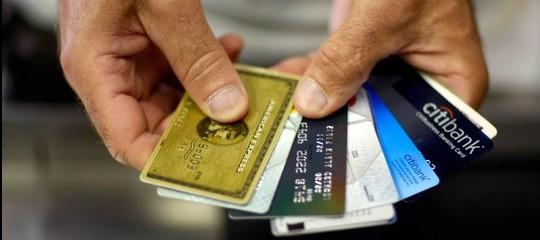 iva evasione contanti carte di credito