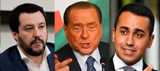 """M5s-Lega: Berlusconi, """"Europa preoccupata ma nessun complotto"""""""