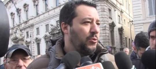 Salvini: lunedì andremo da Mattarella, né io né di Maio premier