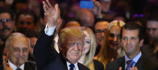 """Coree:Trump, """"voglio la pace, è più importante del premio Nobel"""""""