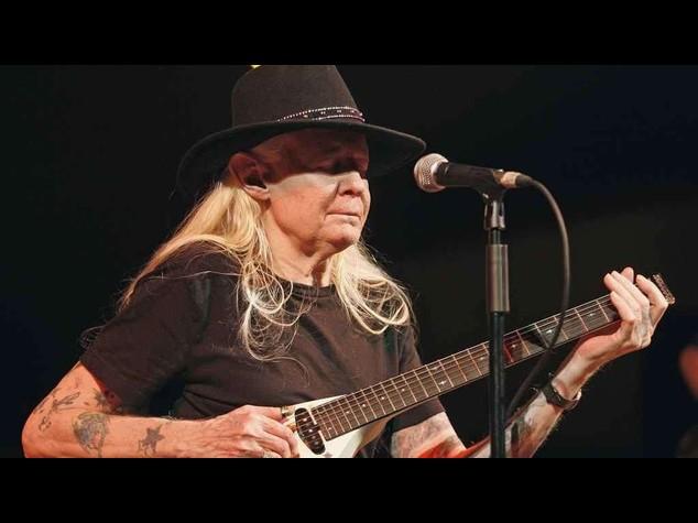 Musica: e' morto a 70 anni Johnny Winter, leggenda del blues