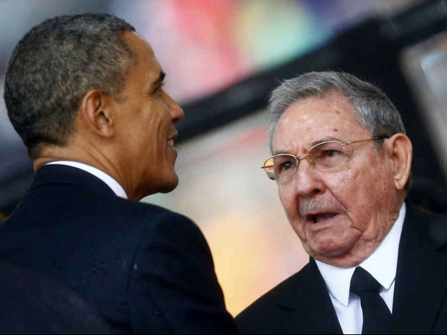 New chapter in U. S.-Cuba relations