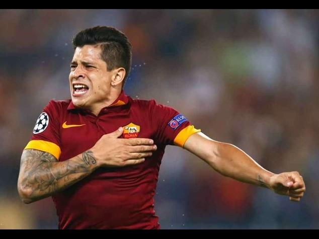 Champions: goleada Roma, 5-1 col Cska. Scontri e accoltellati all'Olimpico