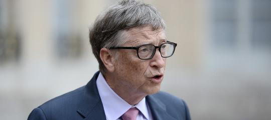 Bill Gatesrivela: ho dovuto spiegare a Trump ladifferenza tra Hiv e Hpv