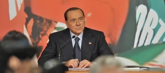 Berlusconi: Salvini parla a nome suo, io pronto a guidare governo di centrodestra