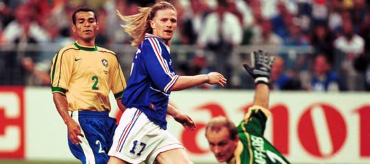 platini finale pilotata mondiali 1998 francia brasile