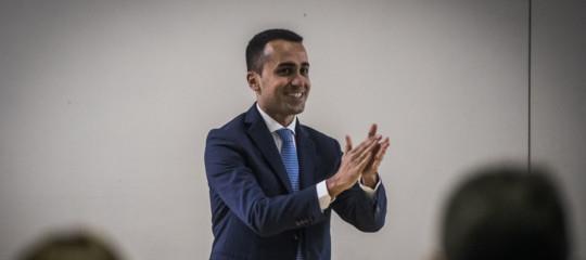 Governo: Di Maio, M5s approva contrattoGoverno con 94% sì