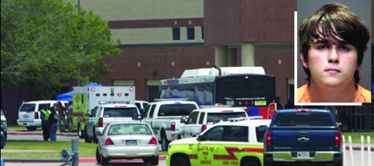 sparatoria liceo santa fe texas