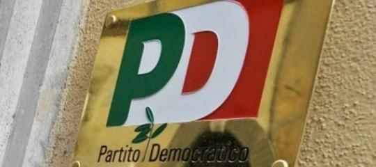 Pd: odg area Martina per elezione segretario in Assemblea