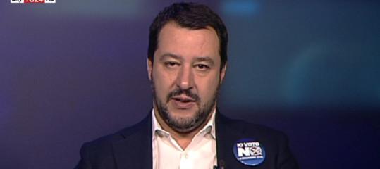 Governo, Salvini: il premier sarà un professionista incontestabile
