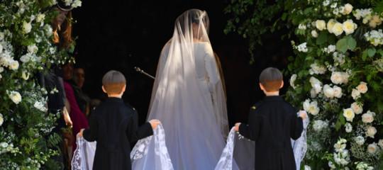 Cinque cose da ricordare del matrimonio diHarryeMeghan