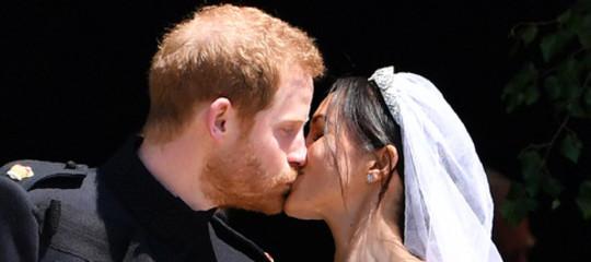 Matrimonio Meghan E Harry : Cinque cose da ricordare del matrimonio di harry e meghan
