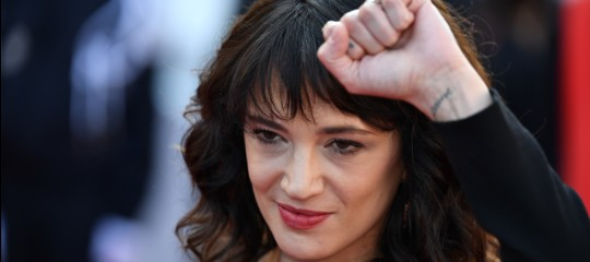 A Cannes Asia Argento ha accusato (ancora) HarveyWeinstein. E non solo lui