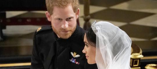 vestito da sposa meghan royal wedding