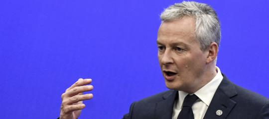 Governo: Francia, l'Italiarispetti gli impegni o l'Eurozonarischia