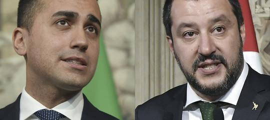 L'incontro Di Maio-Salvini sul governo c'è stato ed è durato2 ore