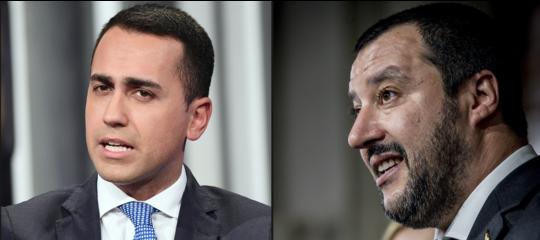 Salvini e Di Maio hanno deciso i nomi del premier e della squadra di governo