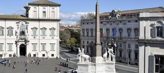 Salvini e Di Maio domani al Quirinale