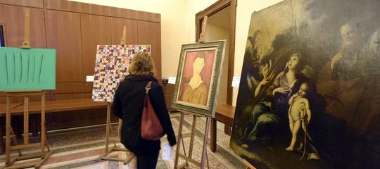 I falsi conterebbero per il 70% del mercato dell'arte contemporanea