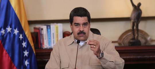 Venezuela:Madurorieletto presidente con quasi6 milionidi voti