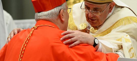 papa francesco bergoglionomina nuovi cardinali