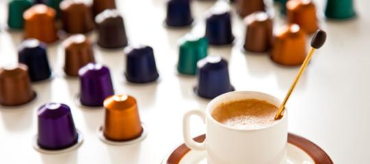 cialde caffe inquinamento rifiuti