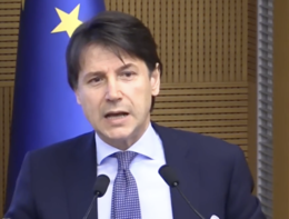 Videoritratto in 70 secondi di Giuseppe Conte, premier designato