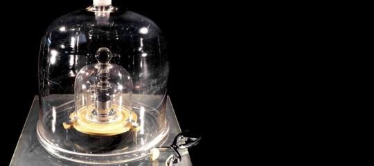 Un chilo di... Planck per la massa campione