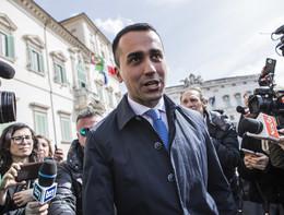 """Di Maio: """"Conte sarà un premier politico, sintesi tra M5S e Lega"""""""