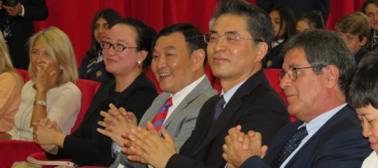Ecco le 'Sillabe di Seta' che porteranno gli studenti italiani in Cina