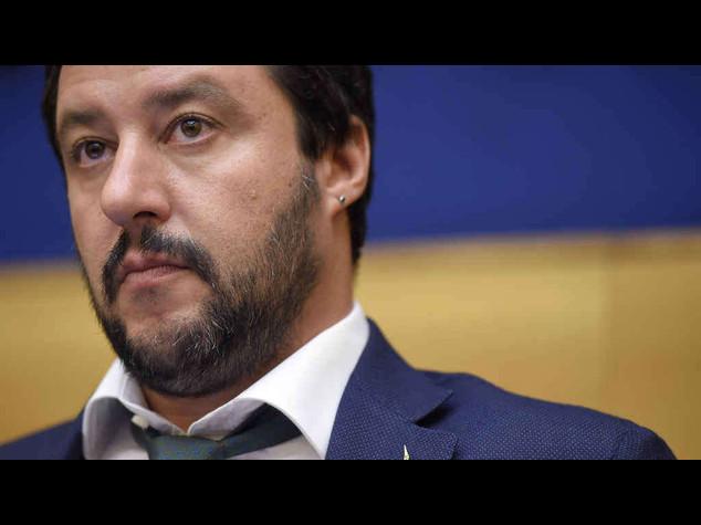 Salvini, la Lega non vota la riforma del Senato
