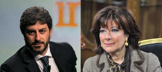 Governo: concluse le consultazioni diMattarellacon Fico e Casellati
