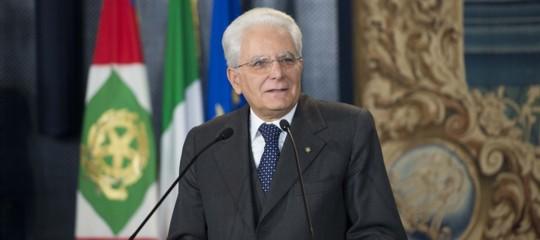 Mafie,Mattarella: lala lotta richiede ulteriore impegno