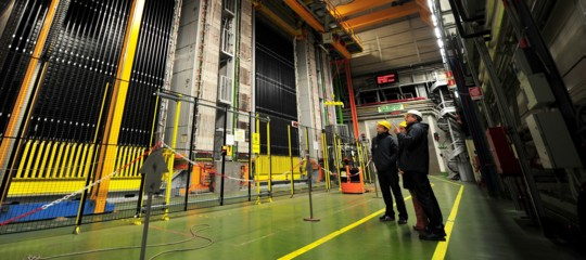 neutrini cern gran sasso