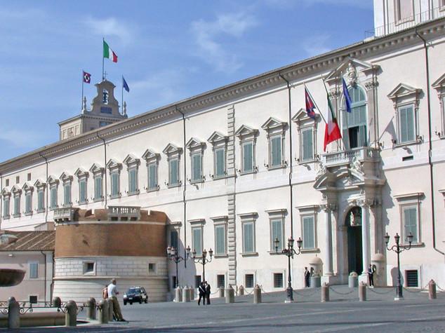 """Quirinale apre le porte al pubblico. Mattarella, """"palazzo vivo e vitale per la democrazia"""" - Foto"""