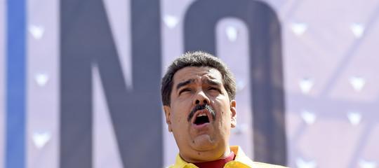 """Venezuela: G7 boccia elezioni, """"mancano di credibilità"""""""