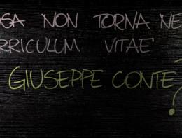 Fact-checking alla lavagna: il curriculum di Giuseppe Conte
