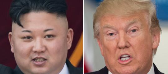 """Coree:Pyongyangmette in dubbio summit conTrump, """"dagli Usa atti illeciti e offensivi"""""""