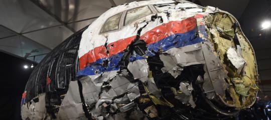 "Ucraina, inchiestaaereo Mh17 abbattuto: ""Missile erarusso"""
