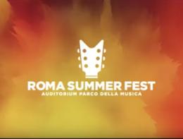 Tutto pronto per il Roma Summer Fest