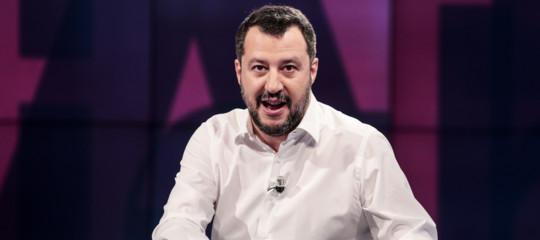 Salvini: l'Ue chiede nuove tasse? Noi faremo il contrario