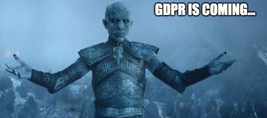 Arriva ilGdpr. Ed è subito meme