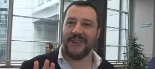 """Governo: Salvini, """"ma che diktat al Colle, solo suggerimenti"""""""