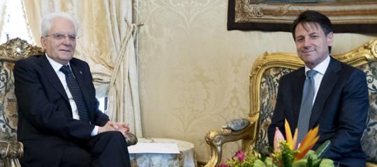 Di cosa hanno parlato Conte eMattarellain un'ora di colloquio senza lista dei ministri