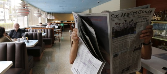 Perché non riuscite a leggere i siti di alcuni giornali Usa
