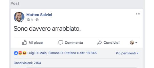 Questo post di Salvini e illikedi Di Maio farannolastoria della comunicazione politica