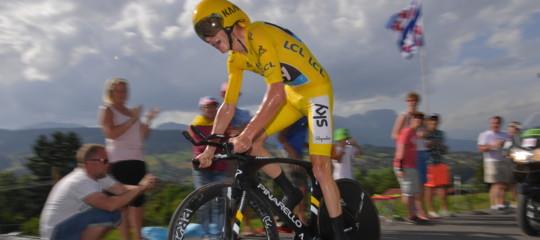 Giro: trionfa Froome, domani passerella finale a Roma