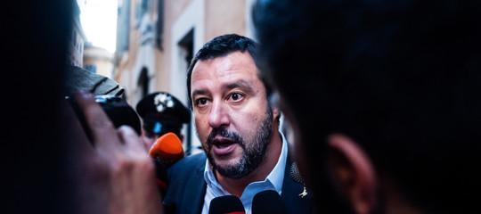 Governo: Salvini, nessun passo indietro, stasera lista ministri a Conte